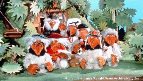 Fernsehserie The Wombles (picture-alliance/Ronald Grant Archive/Mary Evan)