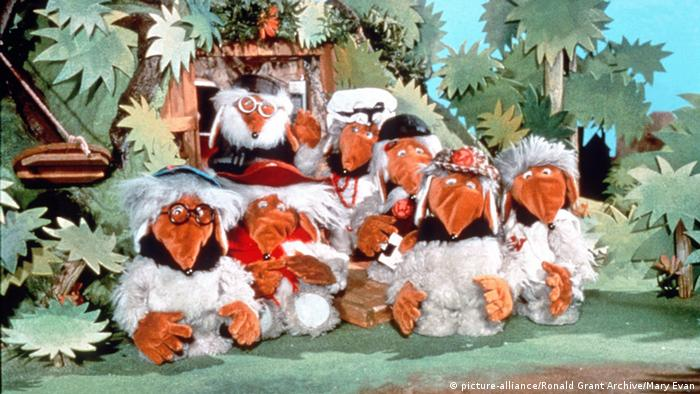 Fernsehserie The Wombles