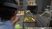 Microsoft Computer-Brille HoloLens