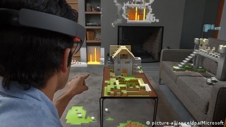 Microsoft Computer-Brille HoloLens