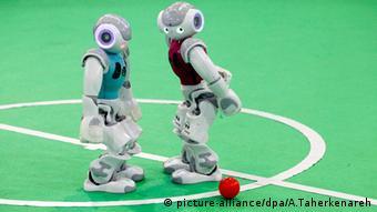 Roboterkind Nao Roboter Sprachtrainer