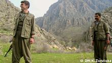 PKK Kämpfer Qandil Gebirge