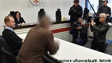 Deutschland Prozess um Nazitattoos im Spaßbad
