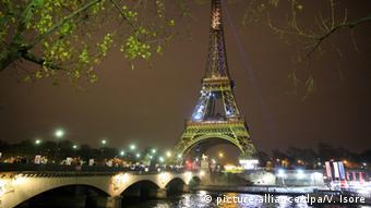 Κόκκινο πανί για τον Ντ. Τραμπ η Συμφωνία για το Κλίμα που υπογράφηκε στο Παρίσι τον Δεκέμβριο του 2015 (picture-alliance/dpa/V. Isore)