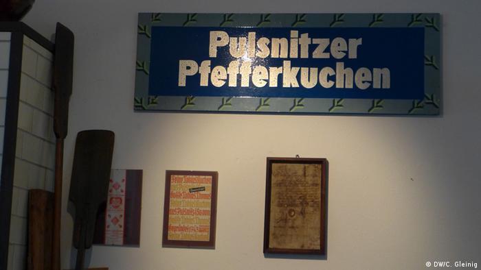 Sachsen Stadt Pulsnitz - Museum Pfefferkuchen