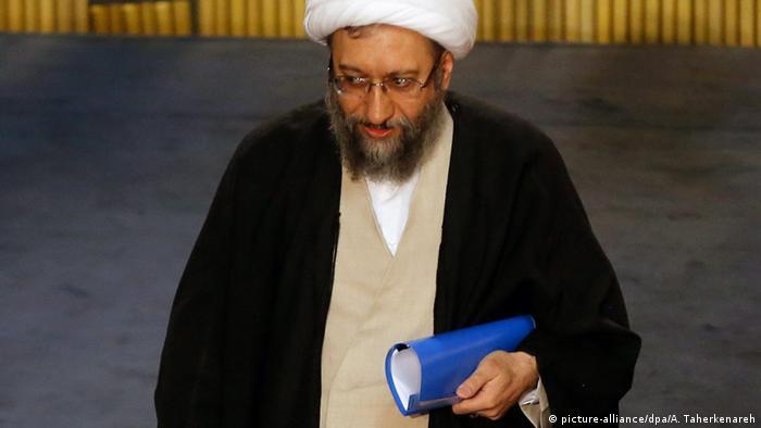صادق لاریجانی، رئیس قوه قضاییه