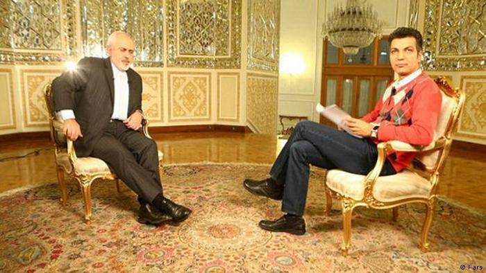 تصویر از مصاحبه پخشنشده فردوسیپور با جواد ظریف