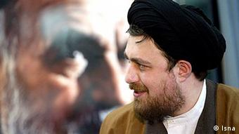 Hassan Khomeini Iran (Isna)