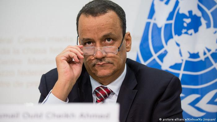 Bern Ismail Ould Cheikh Ahmed