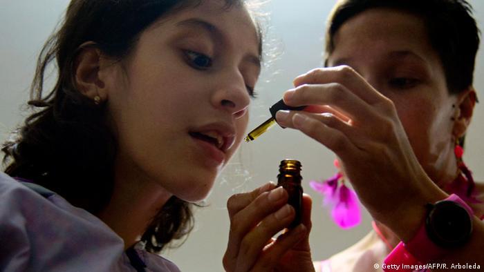 Kolumbien Medizinisches Marihuana Cannabis