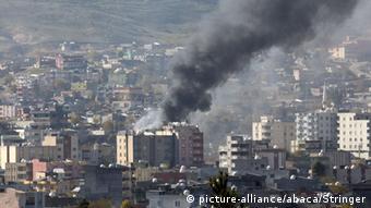 Türkei Sirnak Cizre Einsätze gegen die PKK