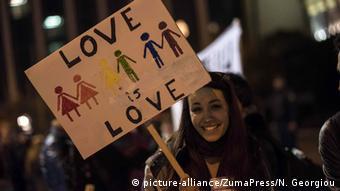 Διαδήλωση, LGBT κοινότητα