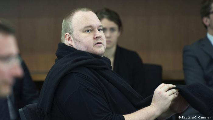 Neuseeland Gericht genehmigt Auslieferung von Kim Dotcom an USA