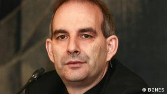 Journalist Peter Volgin Porträt Bulgarien