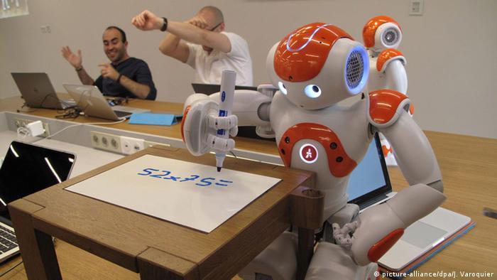 Frankreich Roboter Nao