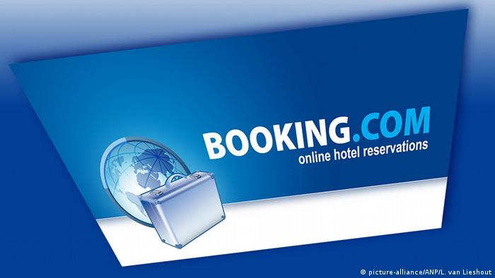 Hotelreservierungsportal Booking.com