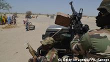 Nigeria Armee Task Force gegen Islamisten Boko Haram