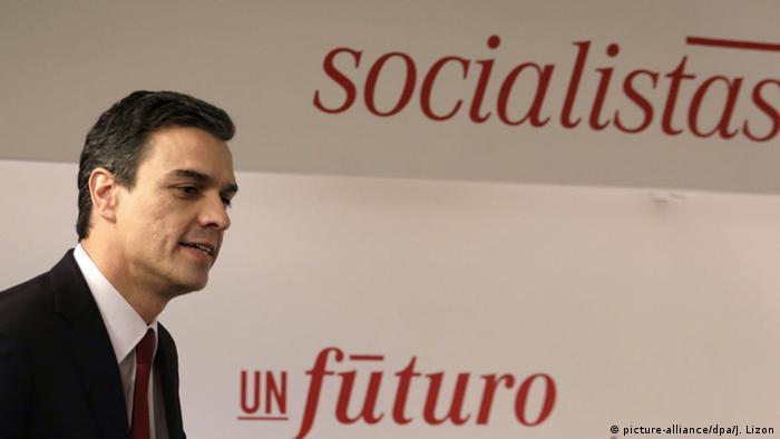 Pedro Sanchez - Foto: Javier Lizon (EFE)