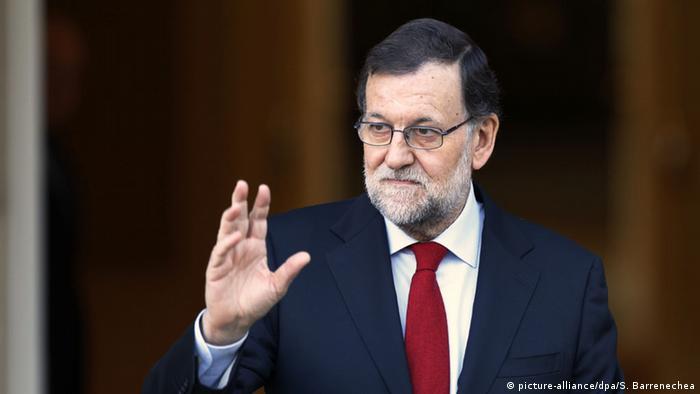 Spanien Wahlen Mariano Rajoy