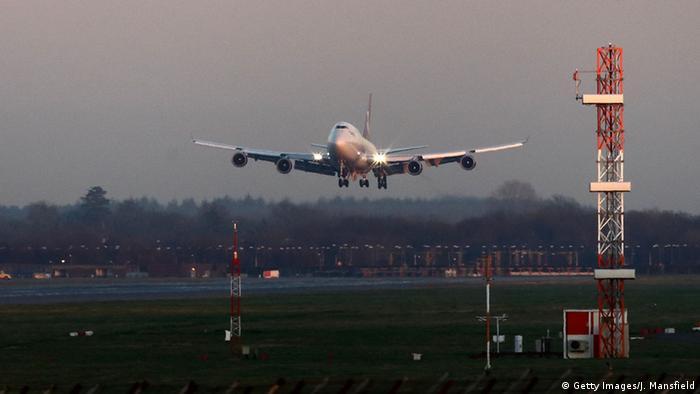 Gatwick Flughafen