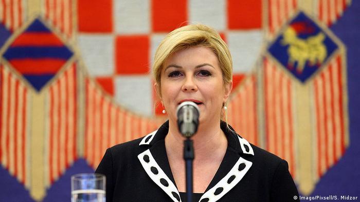 Kolinda Grabar-Kitarovć