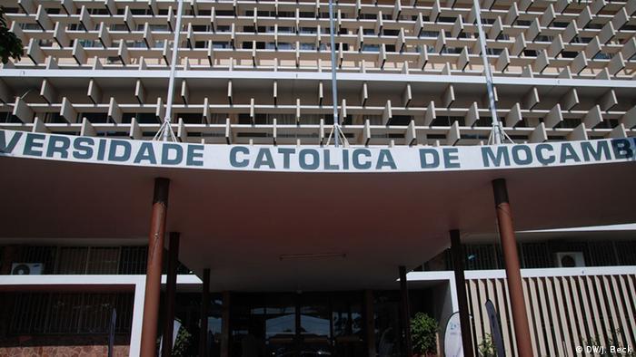 Afrika Beira Universität (DW/J. Beck)