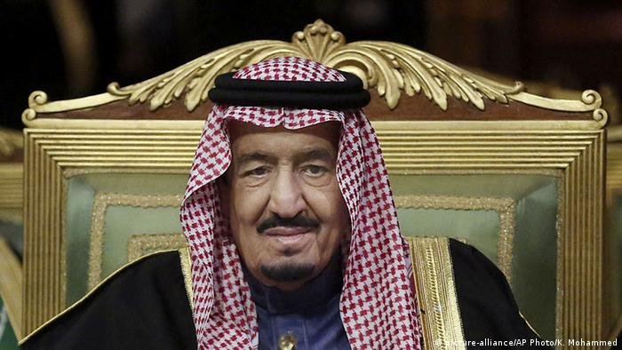 Suudi Arabistan Kralı Salman bin Abdülaziz.