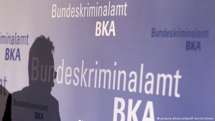 Symbolbild Bundeskriminalamt BKA
