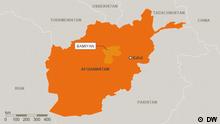 Karte Afghanistan Provinz Bamiyan Deutsch