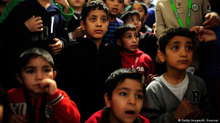 Weihnachten in Syrien