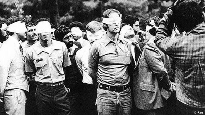 US Geiseln Botschaft Teheran 1979