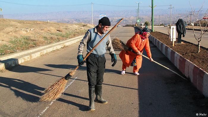 Bildergalerie Iran KW53 Pish Ghaleh Municipal