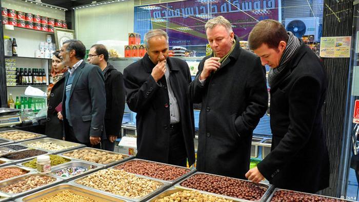 Bildergalerie Iran KW53 Friedrich Stift Botschafter