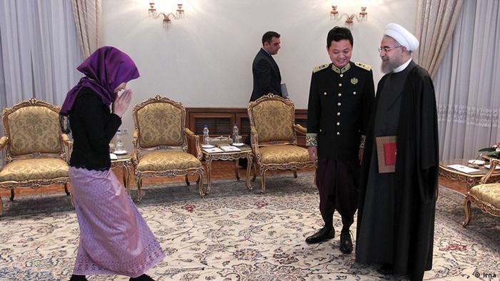 Bildergalerie Iran KW53 Hassan Rouhani