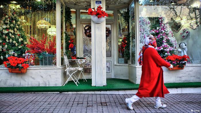 Bildergalerie Iran KW53 Weihnachten
