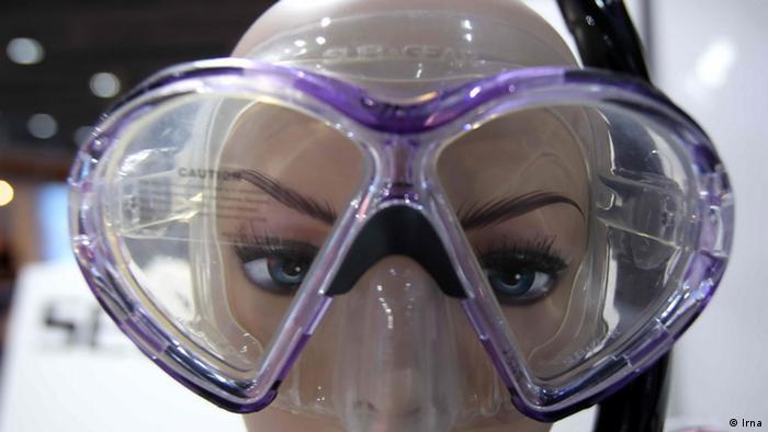 Bildergalerie Iran KW53 Tauchen Gläser