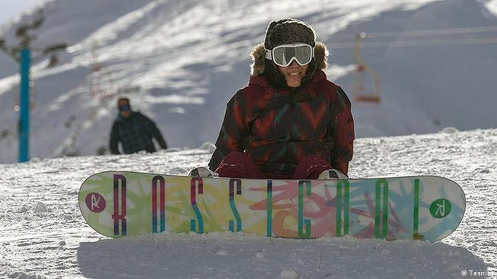 Bildergalerie Iran KW53 Ski