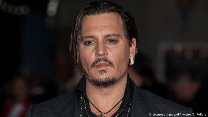 London Johnny Depp Premiere Black Mass, (picture-alliance/AP/Invision/G. Pollard)