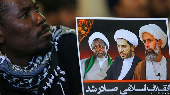 Bildergalerie Iran KW53 Demonstration