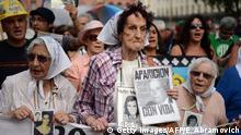 Argentinien Organisation Mothers of Plaza de Mayo Vermisste Kinder