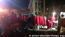 Spanien Enklave Ceuta Flüchtlinge