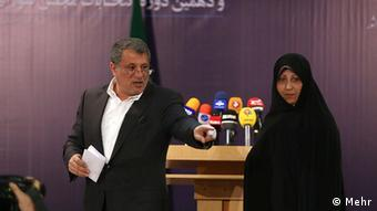 فاطمه و محسن هاشمی، فرزندان رفسنجانی برای نمایندگی مجلس ایران ثبت نام کردند