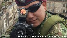Kolumbien: zwischen Krieg und Frieden