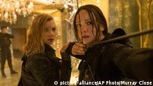 Film The Hunger Games: Mockingjay Part 2