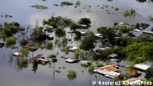 Überschwemmungen in Paraguay Asuncion