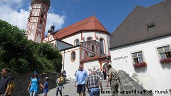 Kloster Andechs am Ammersee Bayern