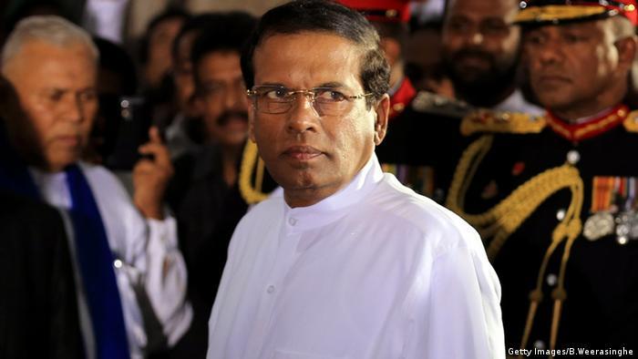 United Nations expert warns Sri Lanka of war crime prosecutions