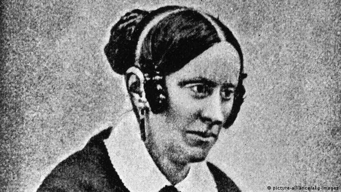 Annette von Droste-Hülshoff (1797 - 1848) é ainda considerada a primeira grande poeta de língua alemã