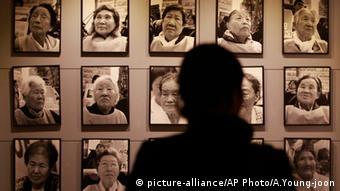 Japan Südkorea Trostfrauen Sexsklaven Zweiter Weltkrieg