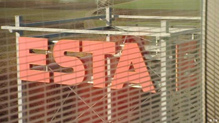 Logo der Firma ESTA